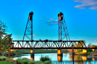 San Joaquin River Railroad Bridge